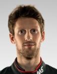 Статистика Romain Grosjean | Роман Грожан