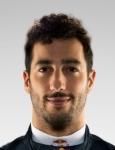 Статистика Daniel Ricciardo | Даниэль Риккардо