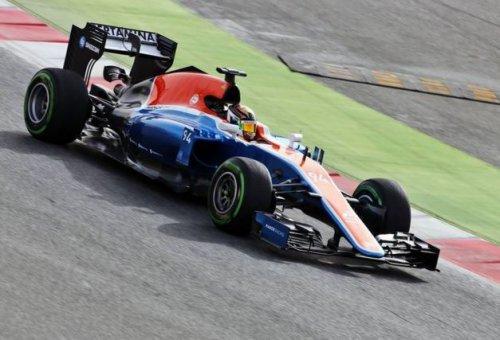 pascal wehrlein manor racing mrt05