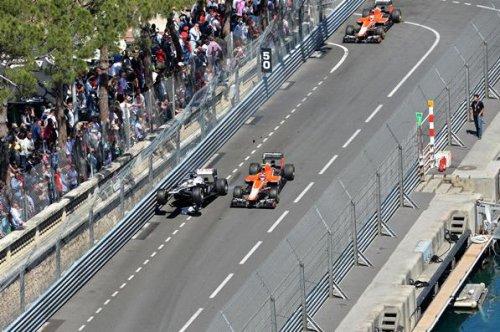 Maldonado Chilton Monaco 2013
