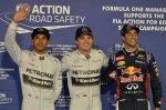 Дубль Mercedes в квалификации!
