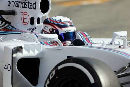 alex lynn (gbr) williams fw37