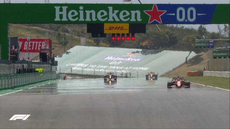 Результаты первой сессии свободных заездов Гран-При Португалии