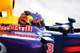 Daniel Ricciardo (AUS) Red Bull Racing RB10,