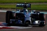 Nico Rosberg (GER) Mercedes AMG F1 W05.
