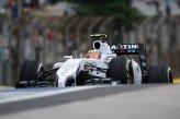 Felipe Nasr (BRA) Williams FW36.