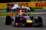 Daniel Ricciardo (AUS) Red Bull Racing RB10.