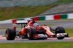 Fernando Alonso (ESP) Ferrari F14 T.