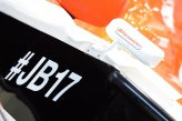 Thoughts for Jules Bianchi (FRA) Marussia F1 Team. #JB17.
