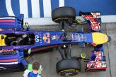 Red Bull Racing RB10 nose and front wing.
