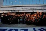 Mercedes AMG F1 celebrate winning the Constructors Championship.