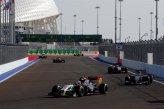 Sergio Perez (MEX) Force India VJM07.