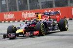 Sebastian Vettel (GER) Red Bull Racing RB10.