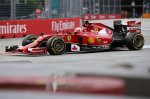 Kimi Raikkonen (FIN) Ferrari F14 T.