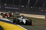 Valtteri Bottas (FIN) Williams FW36.