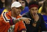 hemilton pozdravil neymara s rekordnym transferom