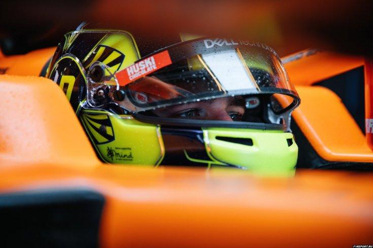 Норрис считает, что он готов к борьбе за чемпионство в Формуле 1