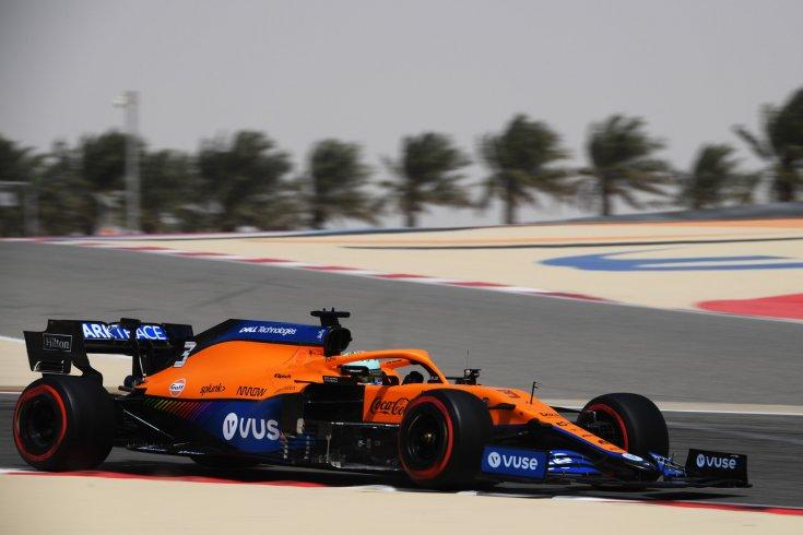 Промежуточные итоги второго дня тестов в Бахрейне