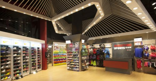 Дизайн-проекты продуктовых магазинов