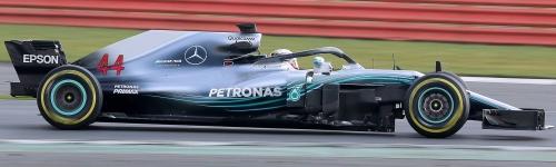 Mercedes AMG Petronas Formula 1 Team, машина W09
