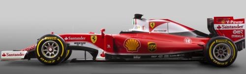 Scuderia Ferrari, машина