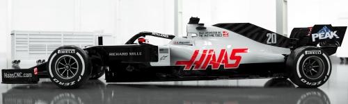Haas F1 Team, машина