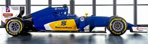 Sauber F1 Team, машина