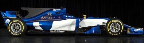 Sauber F1 Team, машина C36-Ferrari