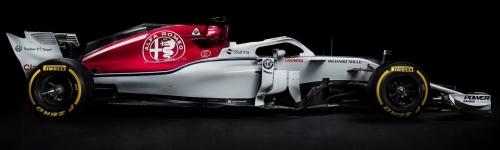 Alfa Romeo Sauber F1 Team, машина C37