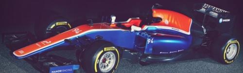 Manor Racing, машина MRT05