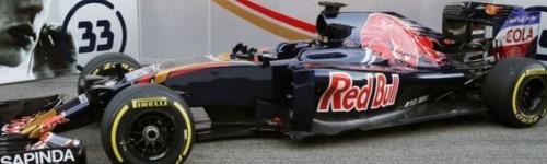 Scuderia Toro Rosso, машина