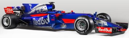 Scuderia Toro Rosso, машина STR 12