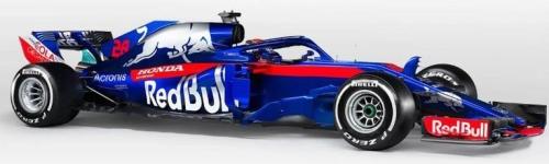 Red Bull Toro Rosso Honda, машина STR13