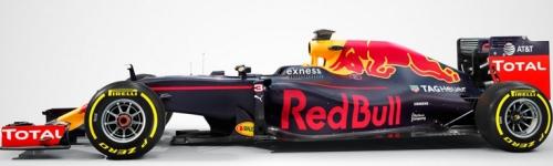 Infiniti Red Bull Racing, машина RB13