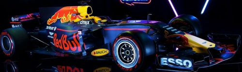 Red Bull Racing, машина RB14