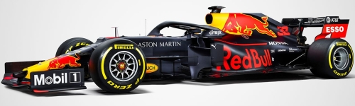 Aston Martin Red Bull Racing, машина Red Bull RB15