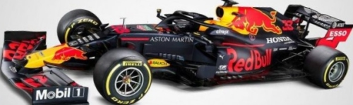 Aston Martin Red Bull Racing, машина RB16