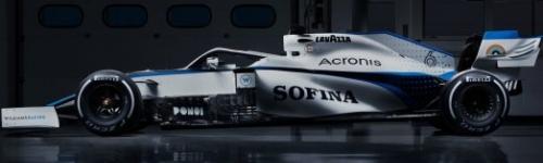 Williams Racing, машина FW43