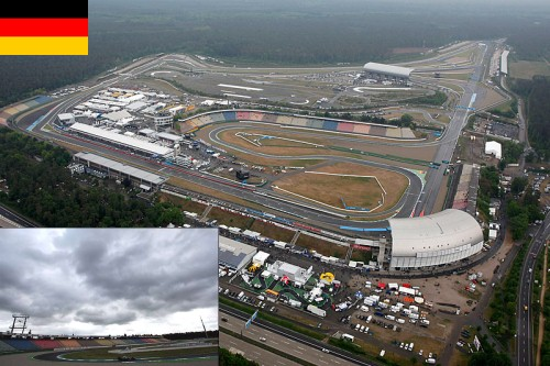 Hockenheimring, Germany, трасса Ф1