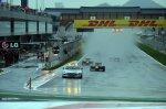 Затяжная дождевая гонка в 2010 году